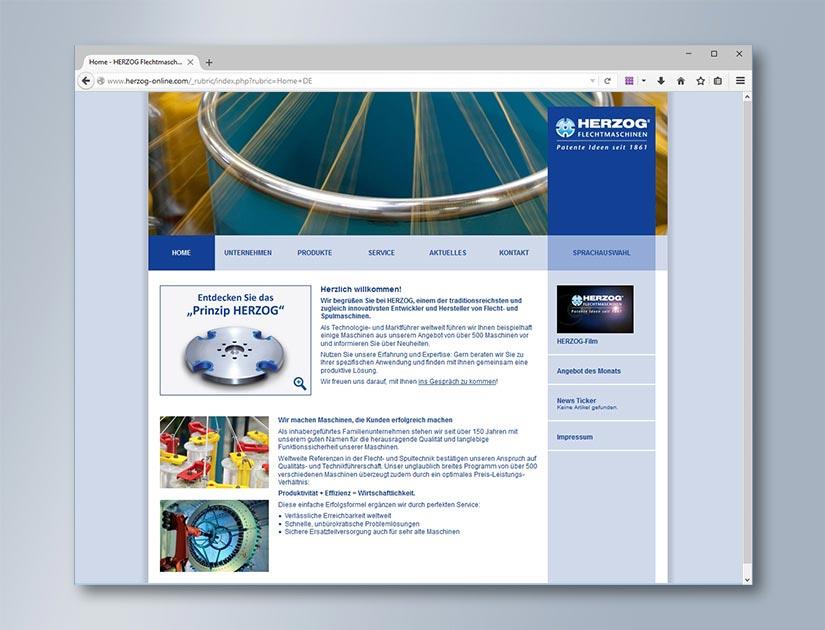 Internet: www.herzog-online.com